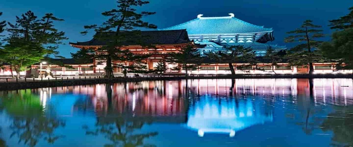奈良のパーティー会場