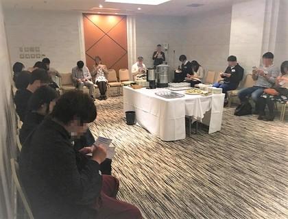 成田会場のパーティー結果報告