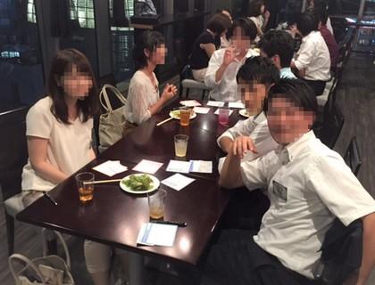 銀座ZX会場のパーティー結果報告