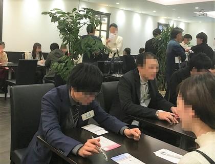 新宿2会場のパーティー結果報告