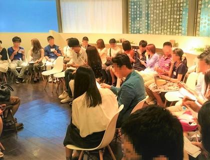 名古屋1会場のパーティー結果報告