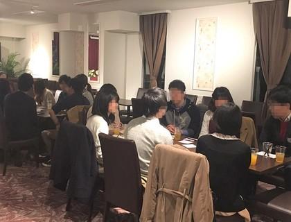 京都会場のパーティー結果報告