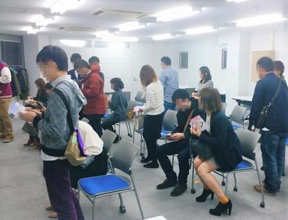 奈良会場のパーティー結果報告