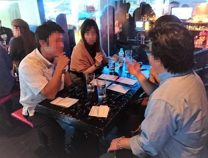 沖縄会場のパーティー結果報告