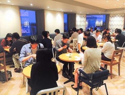 静岡会場のパーティー結果報告