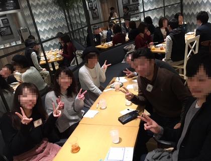 千葉会場のパーティー結果報告