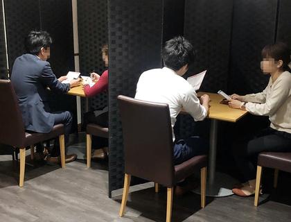 新宿個室2会場のパーティー結果報告