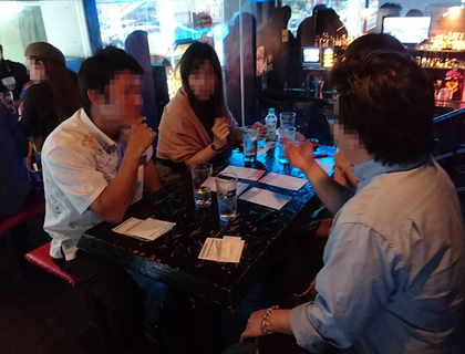 岐阜会場のパーティー結果報告