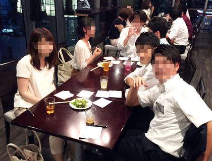 沼津会場のパーティー結果報告