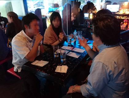 岡山会場のパーティー結果報告