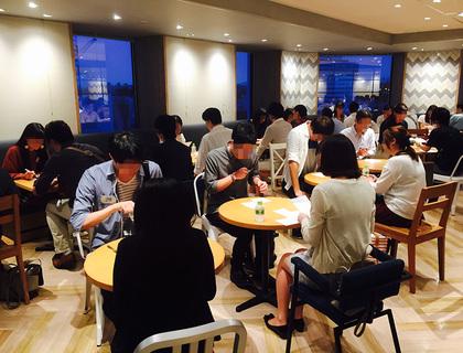 横浜会場のパーティー結果報告