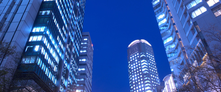 大阪駅前第4ビルのパーティー会場