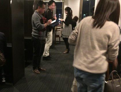 天神個室会場のパーティー結果報告