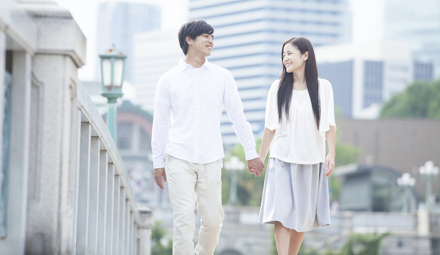 20代・30代中心/婚活編社会人New恋愛『Myベストパートナーとの出会い』