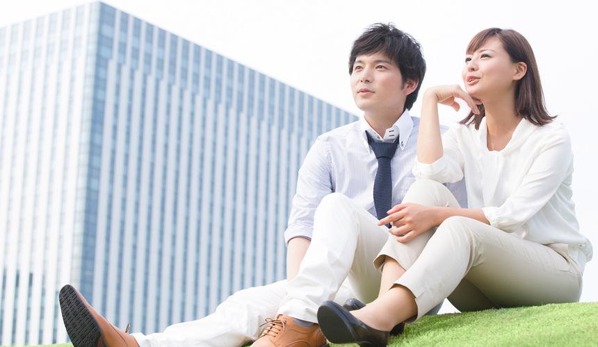 20代・30代中心/婚活編 カップル率48%【頼れる男性・理想の年の差】