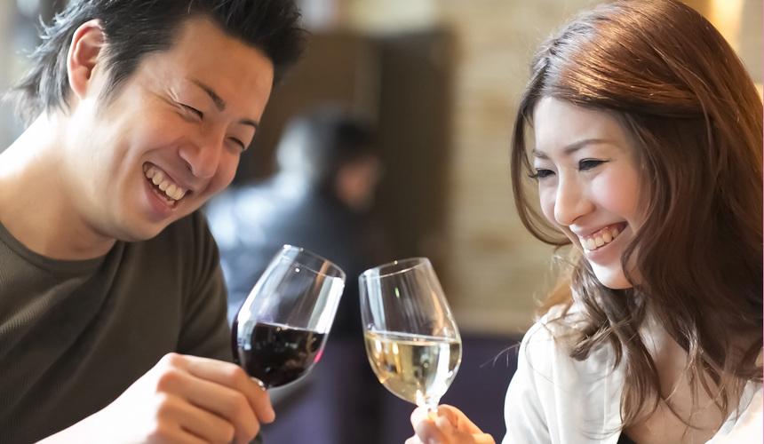 30代男性vs25歳~35歳女性/婚活編…『♂頼りになる年上男性』vs『♀笑顔が素敵な年下女子』…