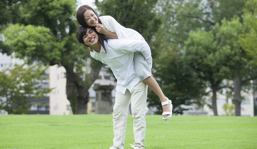 30代・40代/婚活・結婚前向き編 Just Marriage…『恋愛から結婚をお考えの方へ』