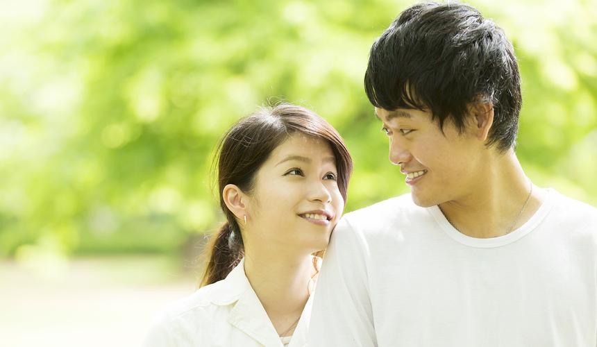 30代男性vs25歳~35歳女性/婚活編 …『♂頼りになる年上男性』vs『♀笑顔が素敵な年下女子』…